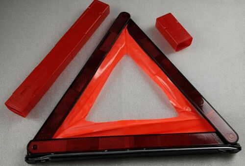 VW Audi Skoda Seat Warndreieck Pannendreieck Warning Triangle 1T0860250A Origin