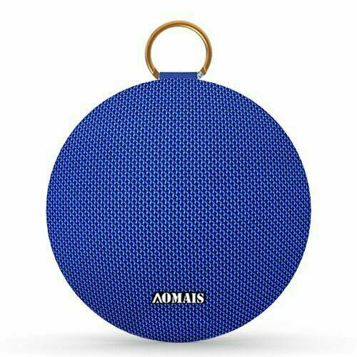 Aomais Bluetooth Speakers Wireless Portable Ipx7 Waterproof 15w Superior Sound