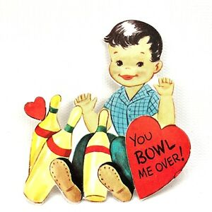 Image result for bowling 1950s pin boy