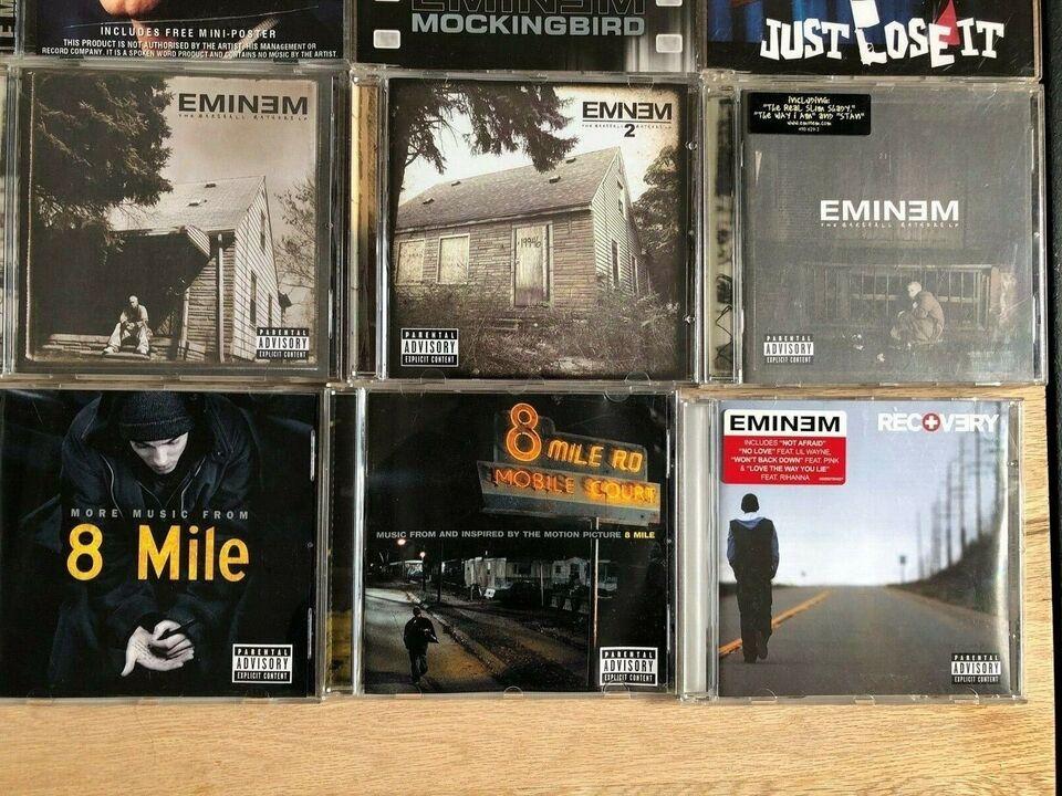 Eminem: Flere, hiphop