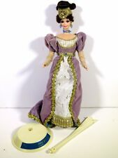 NEW DRESSED BARBIE DOLL THE GREAT ERAS COLLECTION FRENCH LADY