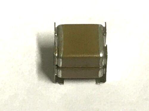 68uf SMD 68µf x7r 4 unités 125 ° 20/% Ceramic 25 V kcm55wr71e686mh01k