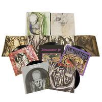 "Dinosaur Jr Visitors 5 7"" Vinyl Box Set & Book Record Store Day 2014 RSD non lp+"