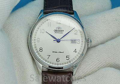 "NWT ORIENT FER2J004S ""Duke"" Classic Automatic Watch Champagne Dial"