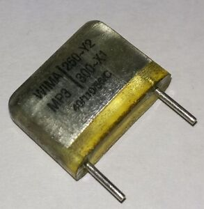 what are paper capacitors used for