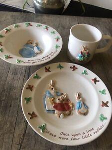 Beatrix-Potter-classics-A5536-Border-Fine-Arts-Peter-Rabbit-set