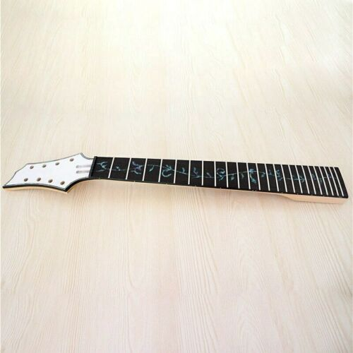 Electric Guitar Neck 8 String Tree Of Life Inlay mahogany double-middle line