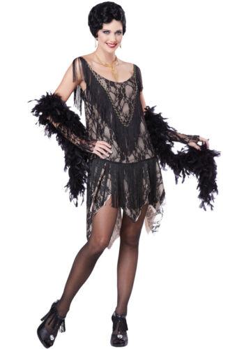 Gatsby Gal 1920s Flapper Adult Costume