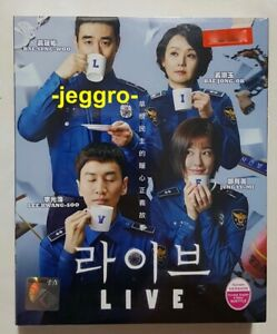 Details about Korean Drama DVD LIVE (2018) GOOG ENG SUB All Region FREE  SHIPPING