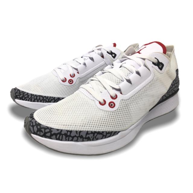 Nike Jordan 88 Racer White Fire Red