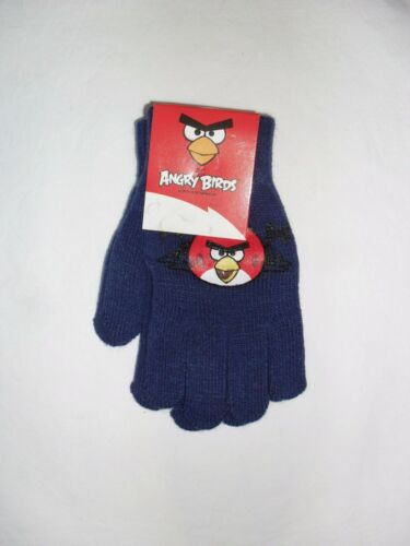 BNWT 1pair Super Mario,angry birds or mickey mouse gloves.approx.3-7yrs.