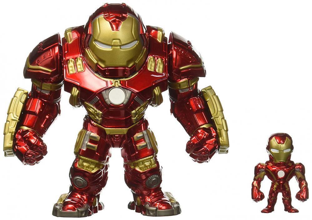 Avengers Age Of Ultron 6 Hulkbuster 2 Iron Man M132 Jada