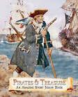 Pirates and Treasure: An Amazing Story Jigsaw Book by Flame Tree Publishing (Hardback, 2006)