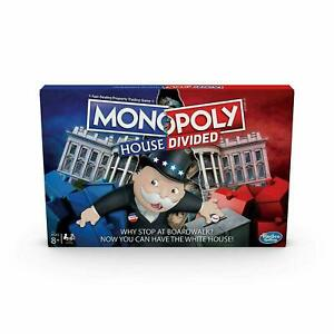 Monopoly-House-Divided-Edition-Replacement-Parts-You-Choose-Pieces-NEW