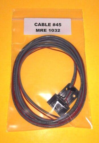 Cable 45 Speaker Ignition Motorola CDM CDM1250 CM200D CM300D VHF UHF