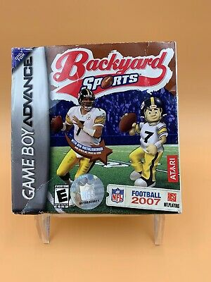 Backyard Sports NFL Football 2007 (Nintendo Game Boy ...