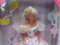 Mattel Birthday BARBIE Doll The Prettiest Present For Your...Special Day (1996) - 0074299159985 Toys