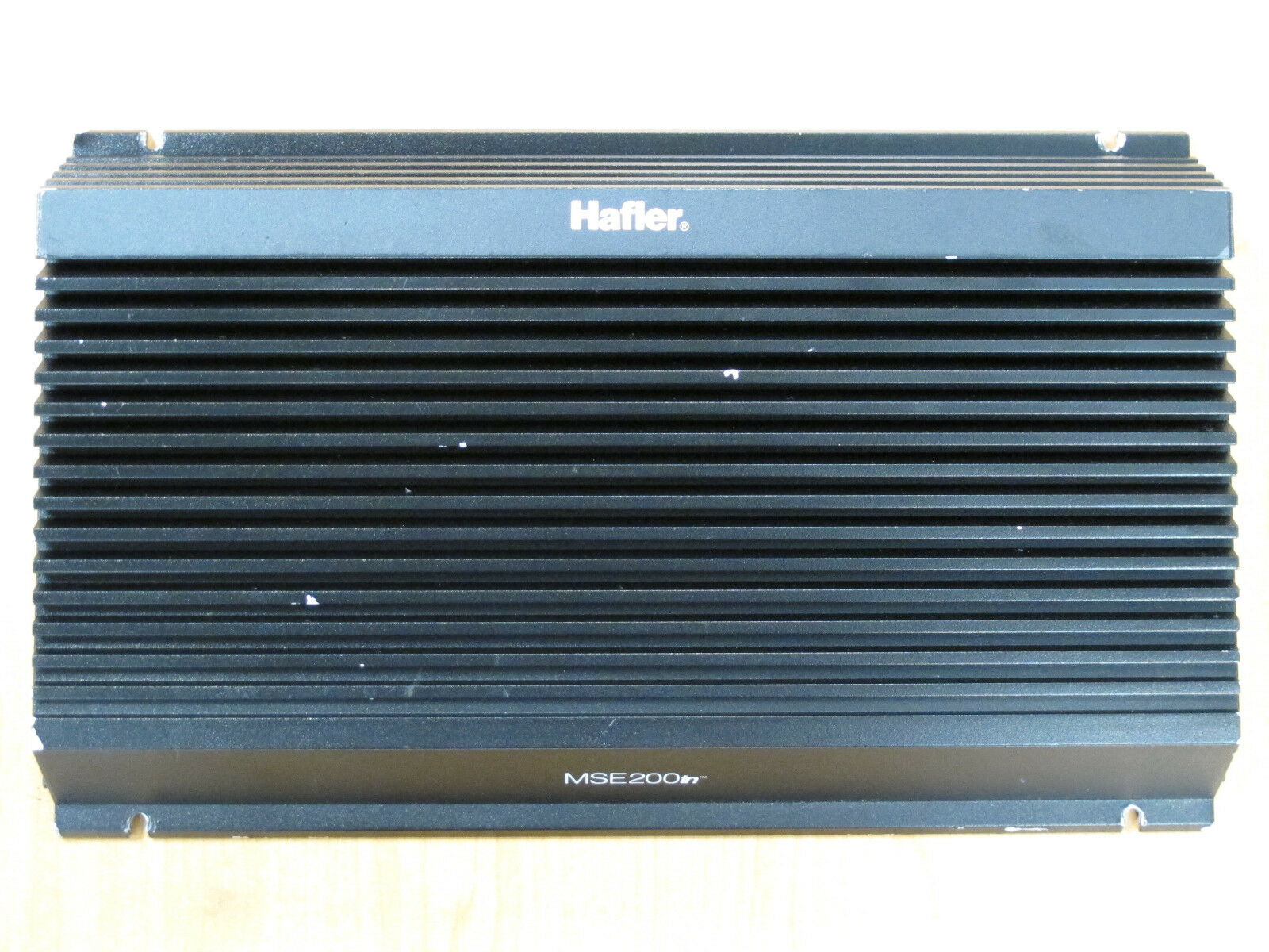 Hafler MSE 200tn 200tn 200tn Amp por Rockford Fosgate e8f90d