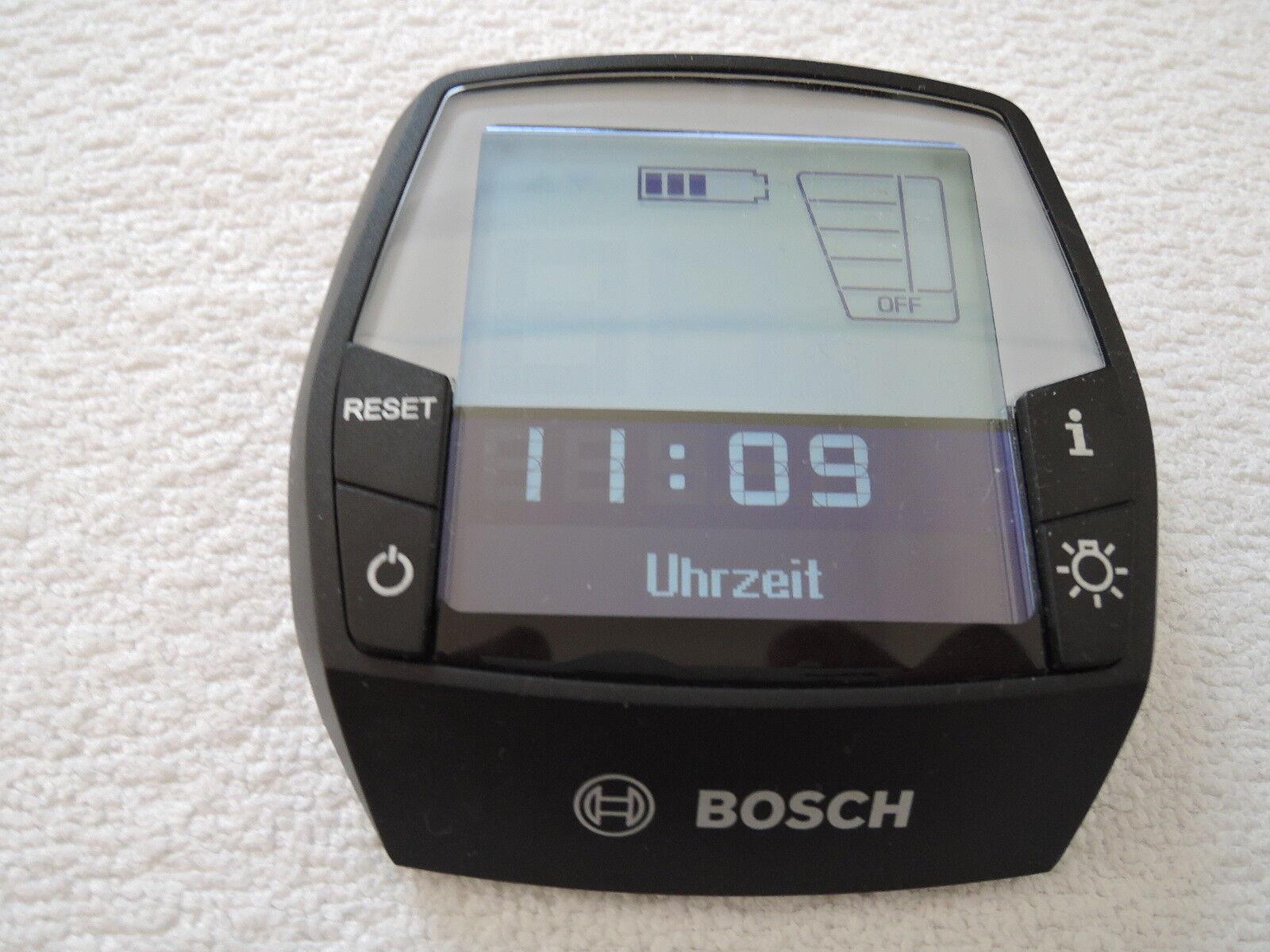Bosch Intuvia Performance Line anthrazit Display 1270 020 909