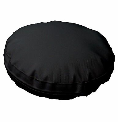 pa807r Blue Round Water Proof Outdoor Thick Mattresses Cushion Cover Custom Size
