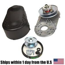 "Go Kart Torque Converter Kit CVT Clutch 1"" Comet TAV2 30-75 6"" Driven 10T #40/41"
