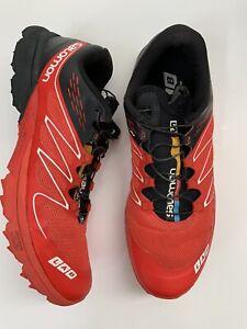 Salomon S-Lab Sense Ultra Trail Running Shoes Men's Size 10 US