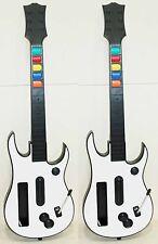 2 NEW Nintendo Wii/Wii-U GUITAR HERO Game Controller world tour 3 5 rock band