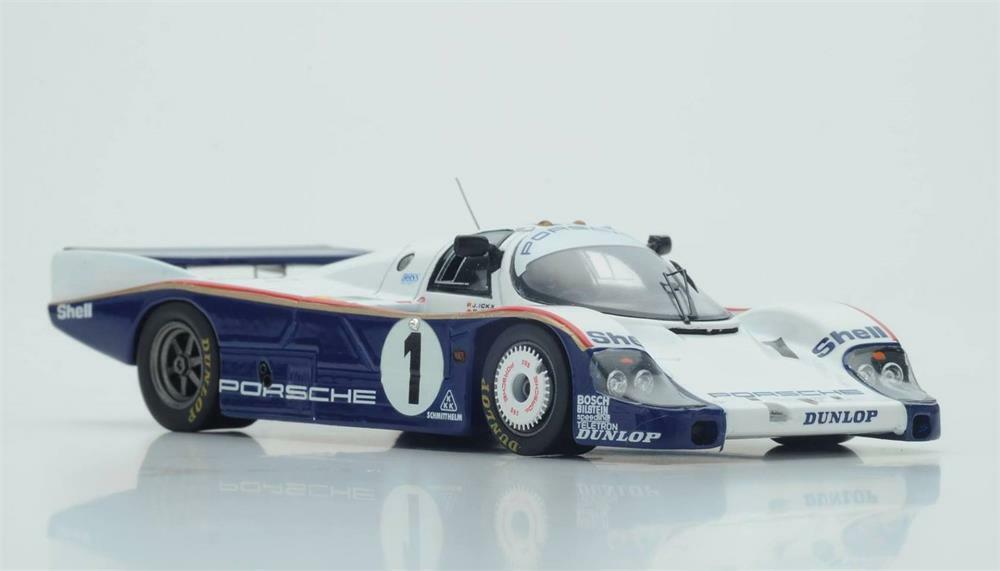 PORSCHE 956 n.1 2nd Le Mans 1983 échelle 1 43 par Spark S5503