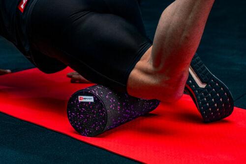 Faszienrolle EPP voll 33cm HS-P033SY Therapierollen Gymnastikrolle von Hop-Sport