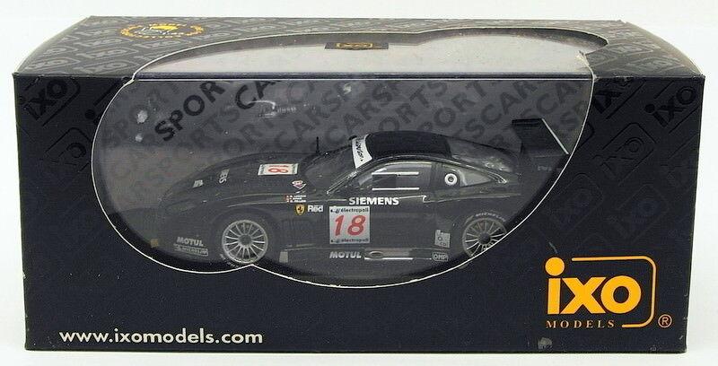 barato y de moda Ixo Ixo Ixo Models 1 43 Scale Model Coche GTM031 - Ferrari 575 M  18 Monza FIA-GT 2004  ventas en linea