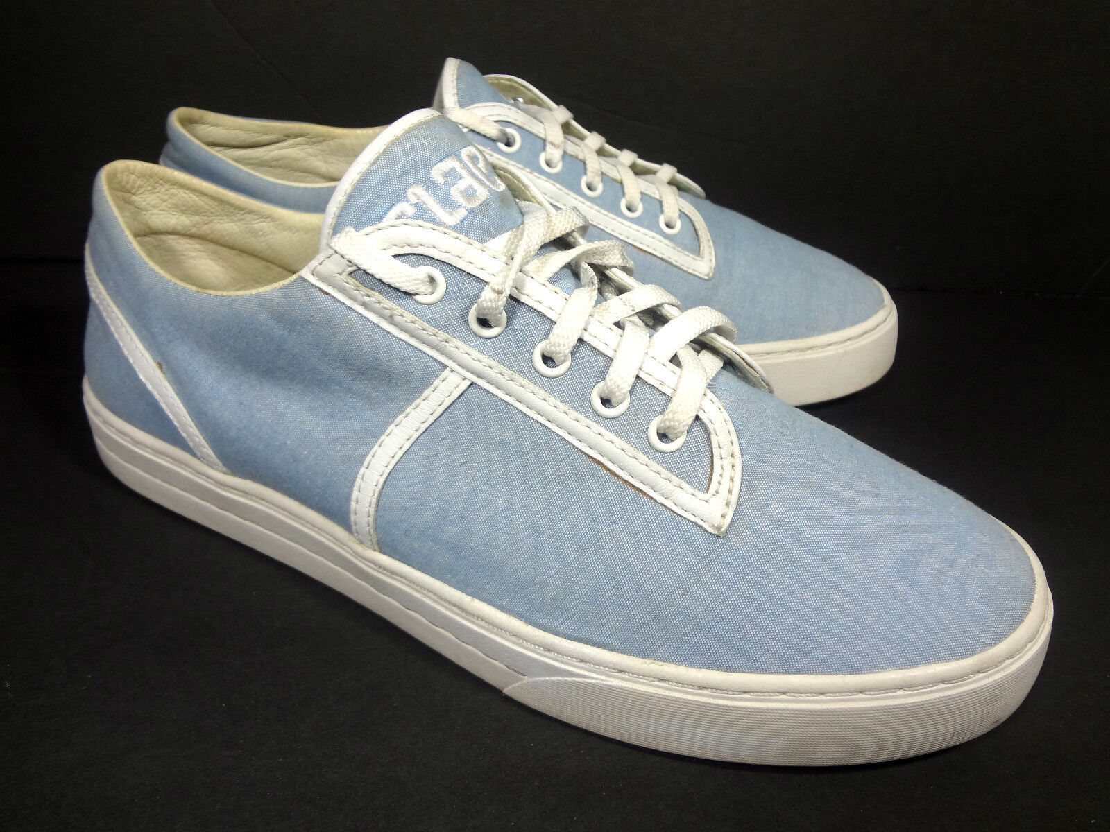 CLAE KENNEDY blueE CANVAS MEN'S SPORT CASUAL SNEAKERS SHOES SIZE 10.5