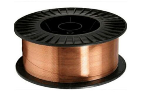 33 Pounds .035 Inches Solid Welding Wire SM-70 eco on Spool 0.9 mm