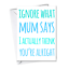 Funny-Rude-Fathers-Day-Cards-Humour-Cheeky-from-dog-Funny-cards-for-DAD-father thumbnail 28