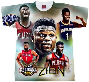 ZION-PELICAN-T-shirt-Adult-And-Youth-Sizes-Zion-Williamson-Shirt-New-Orleans