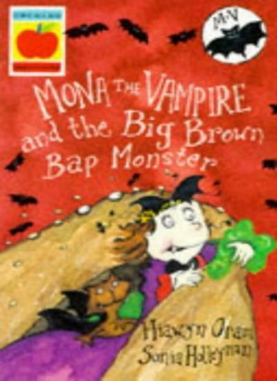 Mona The Vampire: S C: Mona The Vampire And The Big Brown Bap Monster,Hiawyn Or