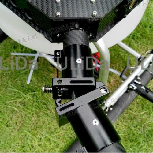 Horizontal Folding Arm 30mm Tube Connector+Mount Holder for Plant Protection UAV