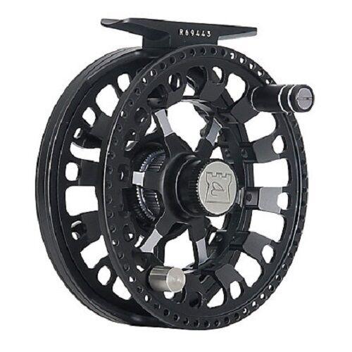 Nuevo Hardy Ultralite CADD 6000 6 7 8 peso Grande Arbor Pesca Con Mosca Carrete Negro