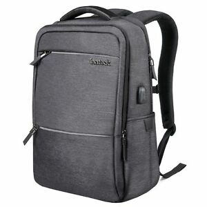 Inateck-Laptop-Backpack-with-USB-Charging-Port-Fits-Up-to-15-6-Inch-Laptop