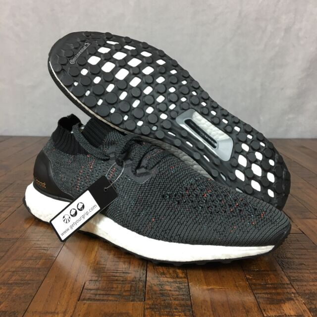 a8c401ace1dae Frequently bought together. Adidas UltraBoost Uncaged Running Shoes Black  BB4486 Mens Size ...