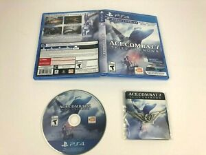 Ace Combat 7: Skies Unknown w/ Promotional Pin for PlayStation 4 / PS4