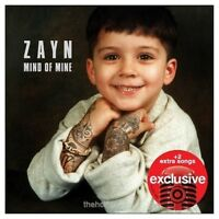 Zayn Malik Mind Of Mine 2016 Cd Deluxe Edition Target Exclusive Pillow Talk