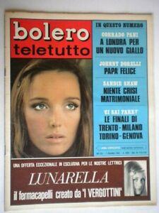 Bolero-1179-Berti-Dorelli-Pani-Orsini-Mal-Sandie-Shaw-Cercato-Lunarella-Bongusto