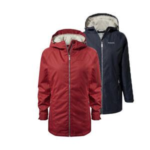 Craghoppers-Womens-Madigan-II-Classic-Thermal-Waterproof-Jacket-RRP-100