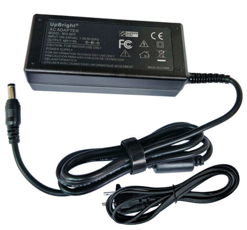 AC Adapter For Pioneer Pro DDJ-S1 DDJ-T1 Serato Digital DJ Controller DC Charger