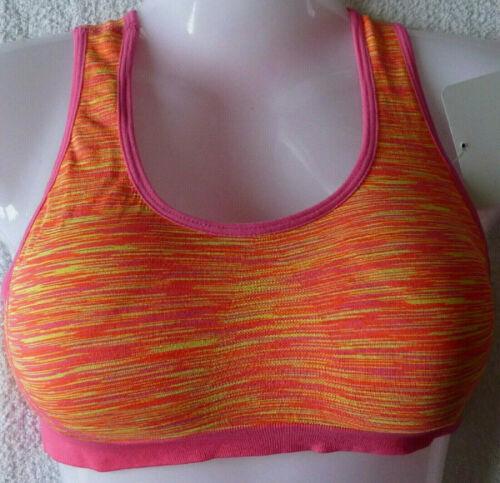 85B neuf 95B XL Brassière fitness femme vêtement sport soutien gorge M