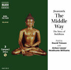 Middle Way: Story of Buddhism by Jinananda (CD-Audio, 1997)