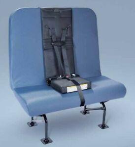 "SIT RITE Belt for Vehicle Car Bus Seats 112/"" adjustable"