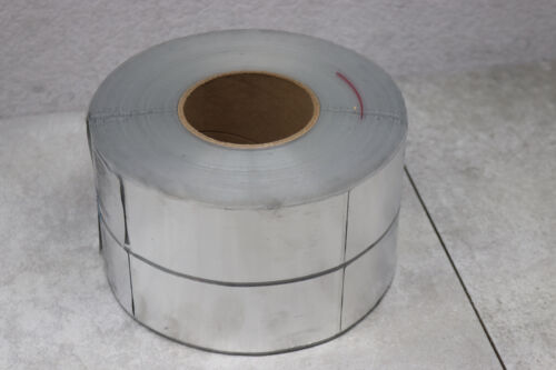 """1450 Strips 2/"""" x5/"""" Wiring Harness Fire Resistant Heat Fiber Foil Tape Cable Wrap"""