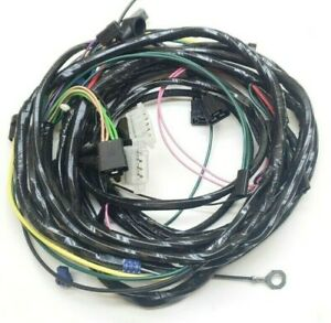 [WLLP_2054]   Engine Front Forward Light Wiring Harness 1966 Corvette Headlight | eBay | 1966 Corvette Wiring Harness |  | eBay