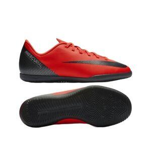 Details Zu Nike Mercurial Vapor X 12 Club Gs Cr7 Ic Jr Fussballschuhe Halle Kinder